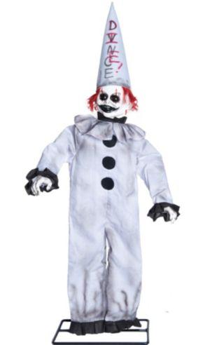 Animated Dunce Cap Clown