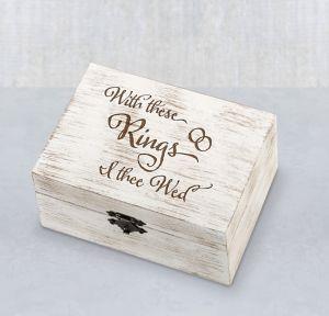 Wedding Vow Box