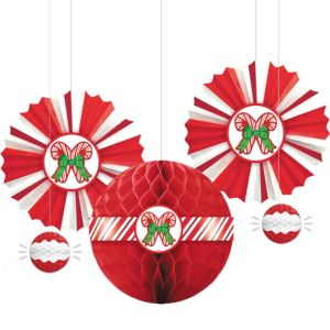 Candy Cane Decorating Kit 5pc