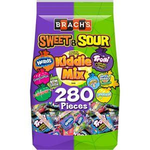 Brach's Sweet & Sour Kiddie Mix 305ct