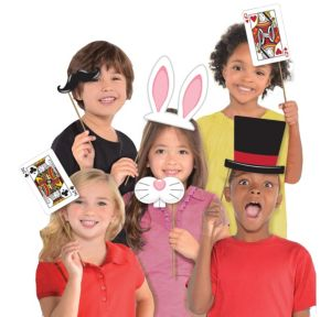 Magic Photo Booth Props 10ct