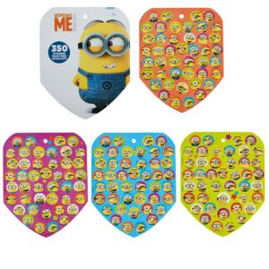 Jumbo Despicable Me Sticker Book 8 Sheets