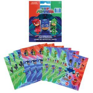 PJ Masks Sticker Book 9 Sheets