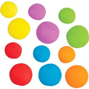 Wilton Rainbow Dot Icing Decorations 24ct