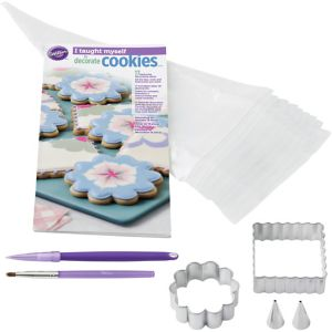 Wilton Icing Cookies Decorating Set 19pc