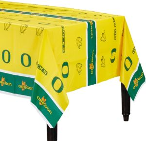 Oregon Ducks Table Cover