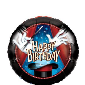 Magic Birthday Balloon