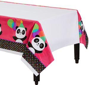 Panda Table Cover