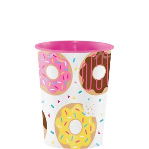 Donut Favor Cup