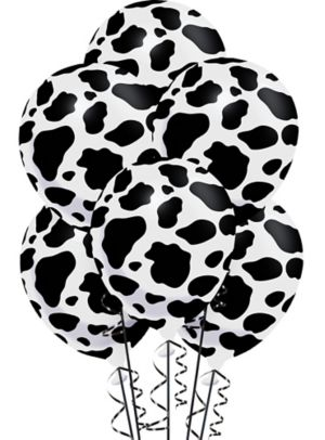 Yeehaw Western Balloons 6ct