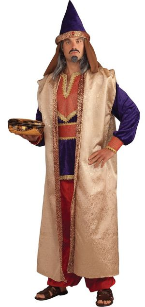 Adult Garnet Wise Man Costume