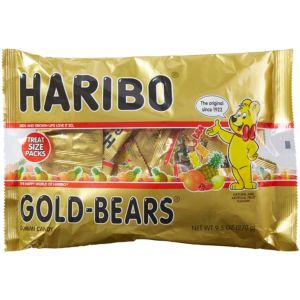 Haribo Gold-Bears Pouches 21ct