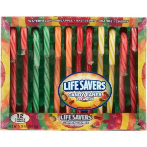 Life Savers Candy Canes 12ct