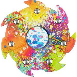 Rainbow 7-Point Fidget Spinner