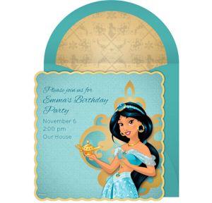 Online Jasmine Invitations