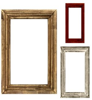 Rustic Photo Booth Frames 3ct