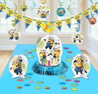 Minions Decorating Kit