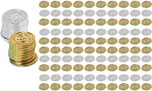 Gold & Silver Coins 100ct