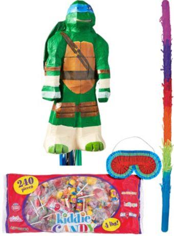 Leonardo Pinata Kit - Teenage Mutant Ninja Turtles