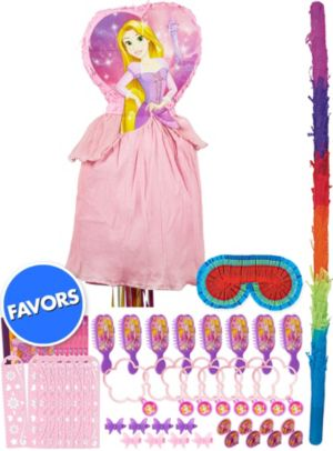 Rapunzel Pinata Deluxe Kit with Favors - Tangled