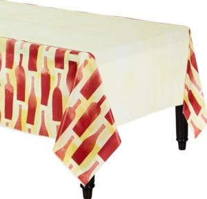 Sip Sip Hooray Table Cover