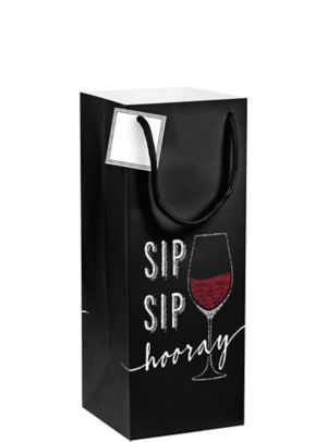 Sip Sip Hooray Bottle Bag