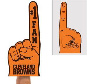 Cleveland Browns Foam Finger