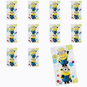 Jumbo Despicable Me Stickers 24ct