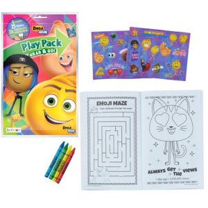 The Emoji Movie Activity Kit