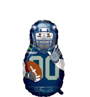 Giant Football Player Seattle Seahawks Balloon