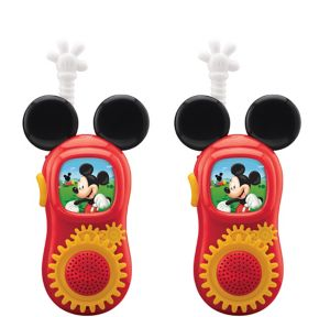 Mickey Mouse Walkie Talkies 2ct