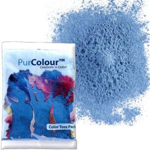 Blue Color Powder