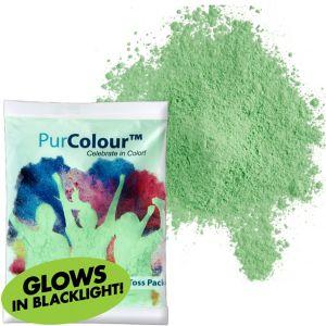 Neon Green Color Powder
