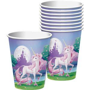 Unicorn Cups 8ct