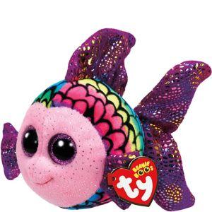 Flippy Beanie Boo Fish Plush
