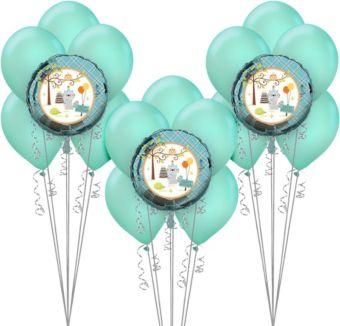 Boys Happi Woodland 1st Birthday Balloon Kit