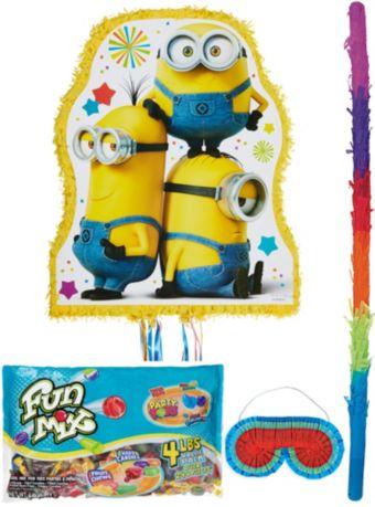 Minion Pinata Kit