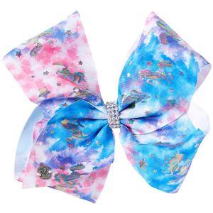 Sequin Blue & Purple JoJo Siwa Hair Bow