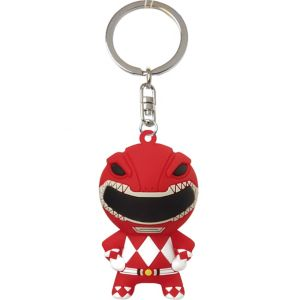 Red Ranger Keychain - Power Rangers