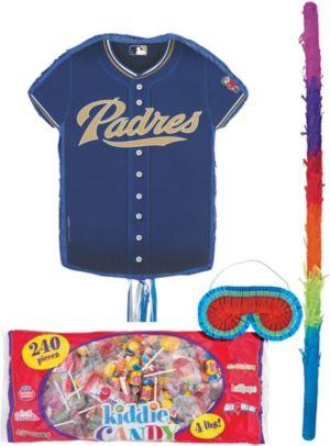 San Diego Padres Pinata Kit