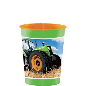 Tractor Favor Cup