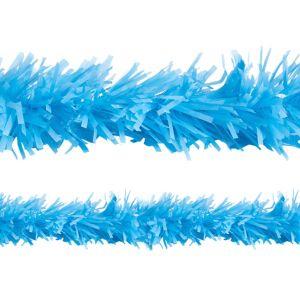 Light Blue Twisted Fringe Garland