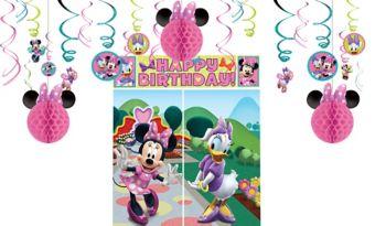 Minnie Mouse Decoration Kit