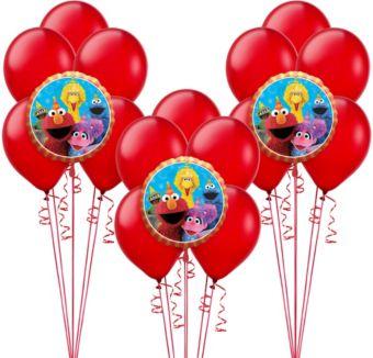 Sesame Street Balloon Kit