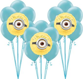 Minions Balloon Kit