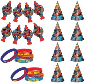 Blaze and the Monster Machines Accessories Kit