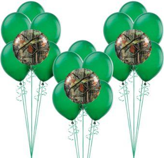 Hunting Camo Balloon Kit