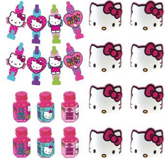 Rainbow Hello Kitty Accessories Kit