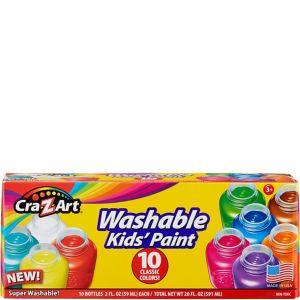 Cra-Z-Art Washable Kids Paint 10ct