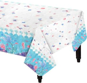 Mermaid Table Cover